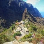 hiking masca trail, masca gorge, masca ravin, northern tenerife, outdoor tenerife, best things to do, masca beach, masca tour