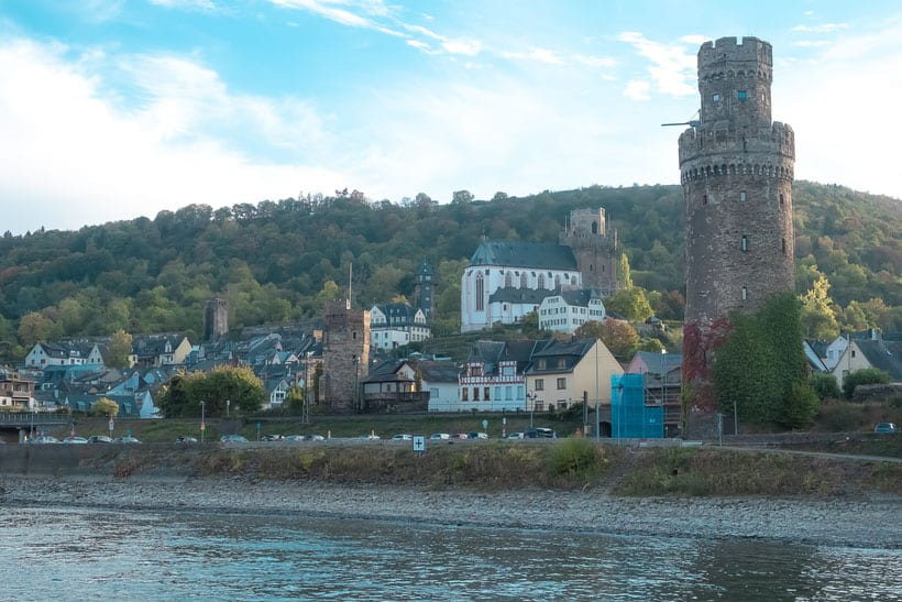 Best Castles and Towns to Explore in the Middle Rhine ...