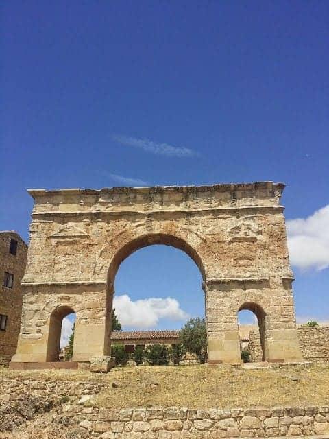 Medinaceli, spain, travel, soria, siguenza, madrid viaje, excursion