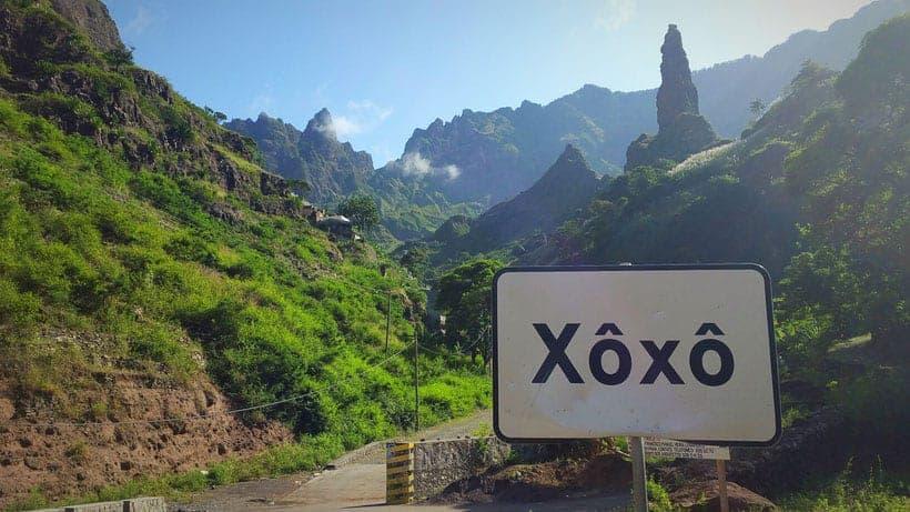 things to do in santo antao, hiking in capo verde, mountains in santo antao, xoxo