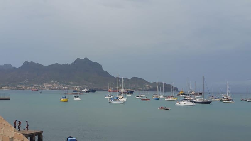 sao vicente, cape verde, cabo verde, marina view
