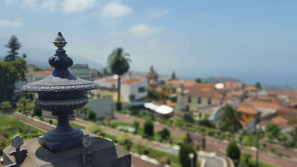 best places to stay in tenerife, la orotava