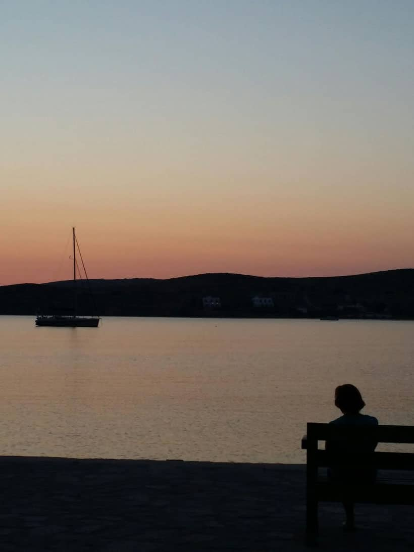 paros, greece, eat, comer, atenas, athens, excursion, beach, crisis