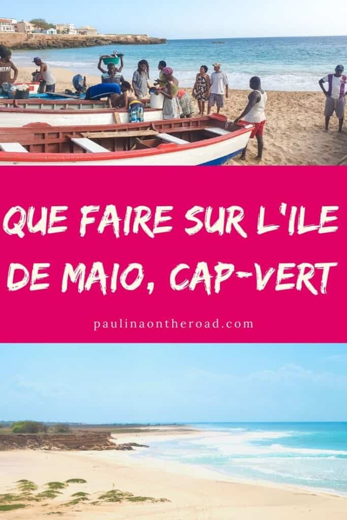 """Que faire sur l'Ile de Maio, Cap-Vert? Un guide complet pour vos vacances à Maio, Cap-Vert avec les meilleures plages, hotels à Maio et restaurants. Maio est connue pour les plus belles plages au Cap-Vert""""#capvert #vacancescapvert #maio #iledemaio #maiocapvert"""