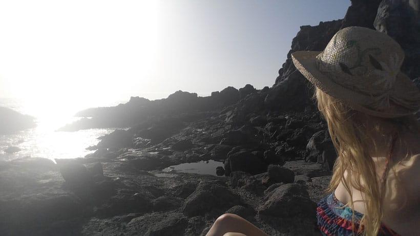 santiago, gigantes, tenerife, teneriffa, canarias, canary, hiking, cliffs, sightseeing, senderismo, comer, masca, teno, playa, beach, restaurant, tourism, turismo