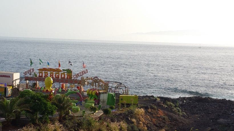 santiago, gigantes, tenerife, teneriffa, canarias, canary, hiking, cliffs, sightseeing, senderismo, comer, masca, teno, playa, beach, restaurant, tourism, turismo, gomera