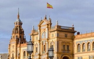 seville, day trips things to do in andalucia, what to do in andalucia, day trip andalusia, cordoba, granada, seville, malaga, alhambra, flamenco, paella