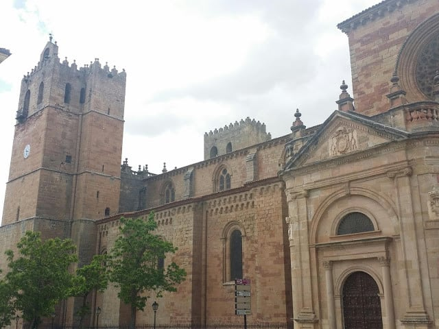 secret escapes madrid, siguenza, unusual day trips madrid, non touristy madrid, siguenza castle