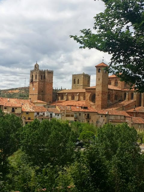 Siguenza, castle, visit, doncel, turismo, excurison, madrid