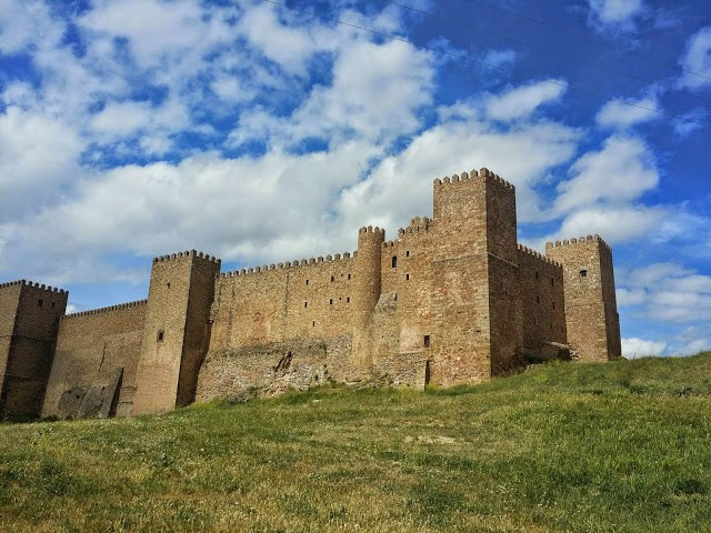Siguenza, castle, visit, doncel, turismo, excurison, madrid, castle