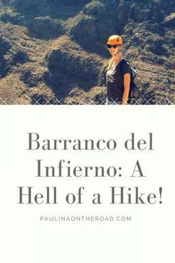 Discover one of the best hiking trails in Tenerife. Barranco del Infierno (Hell's Ravine) the ideal day trip from Adeje. Hiking in Tenerife is definitely a niche, but you'll end up falling in love with the Canary islands by exploring its trails.