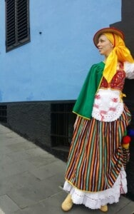 Traditional Costume of Tenerife