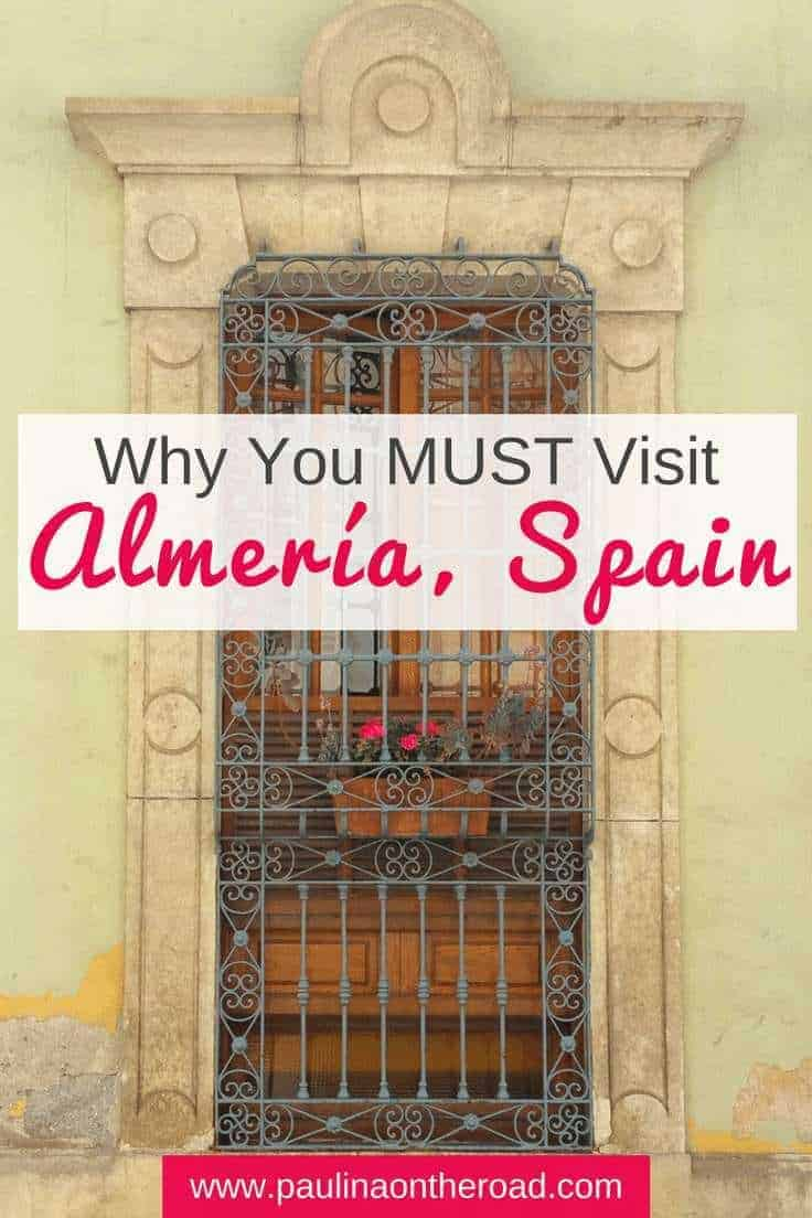 Things to do in Almeria city. The best places to eat, where to stay. #almeria #cabodegata #andalusia #spain