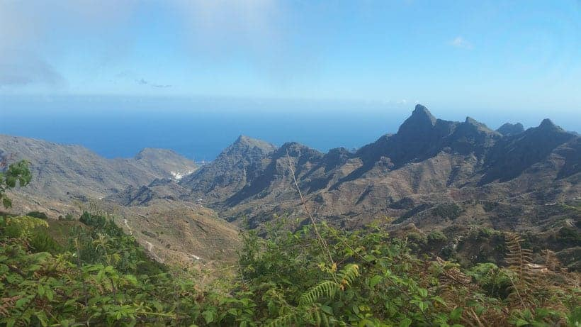 discover tenerife, mountains in tenerife. hiking in tenerife