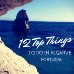 17 Fantastic Things To Do in Algarve. From golden beaches near Lagos, sandy islands in Tavira and water sports in Sagres. The Best Beaches In The Algarve and where to stay in Algarve, Portugal. #algarve #portugal #beaches #albufeira #carvoeiro #lagos #surfing #benagilcave #PraiadeMarinha #tavira