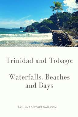 trinidad, tobago, beach, bay, waterfall, hiking, trekking, food, maracas