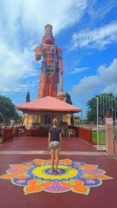 South Trinidad Island: Hindu Temples & Pitch Lake