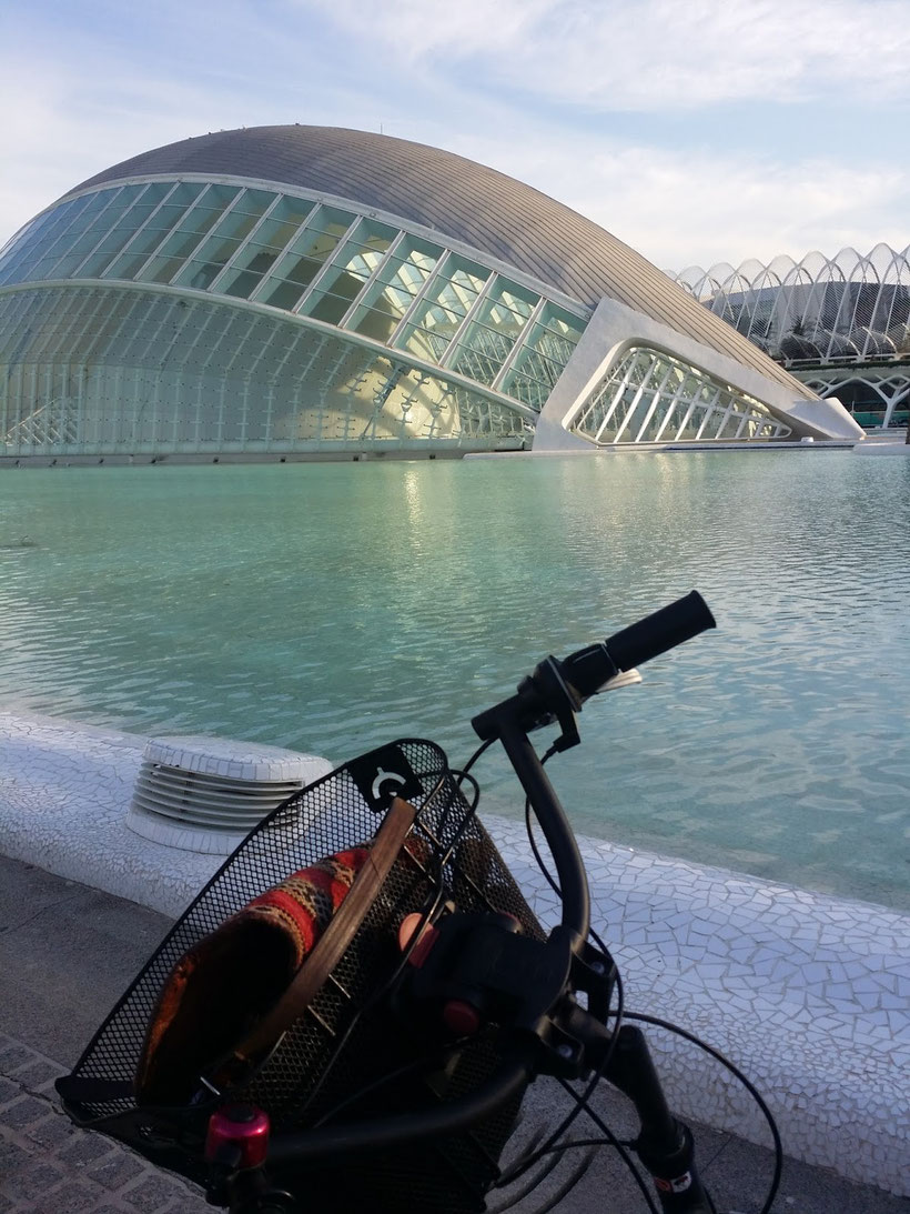 Valencia, bike, bici, oceanografic, spain, españa, turismo, travel, viaje, excursion