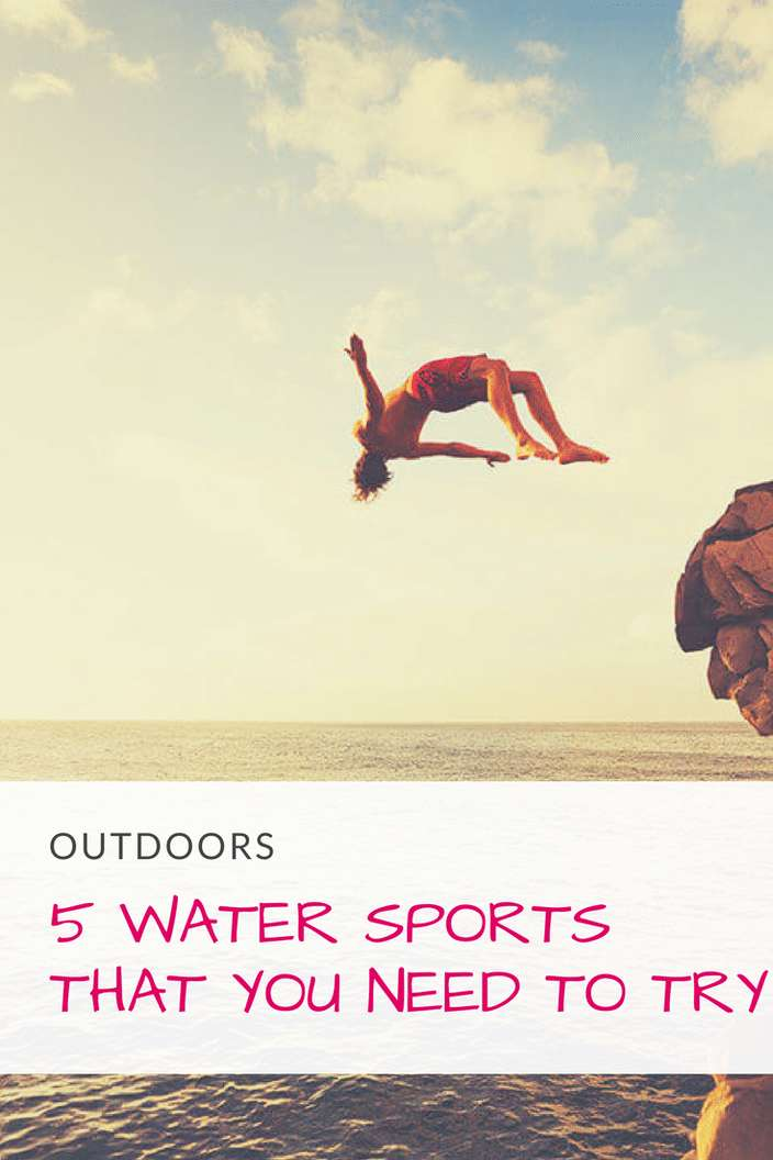 What are the top Water Sports that you must try once? Is it safe? What is your favourite? Surfing, kayak, diving...