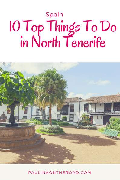 What to do in North Tenerife (Spain)? | How to get there from Tenerife airport south and north | Hiking, resorts and traditional Canarian food.