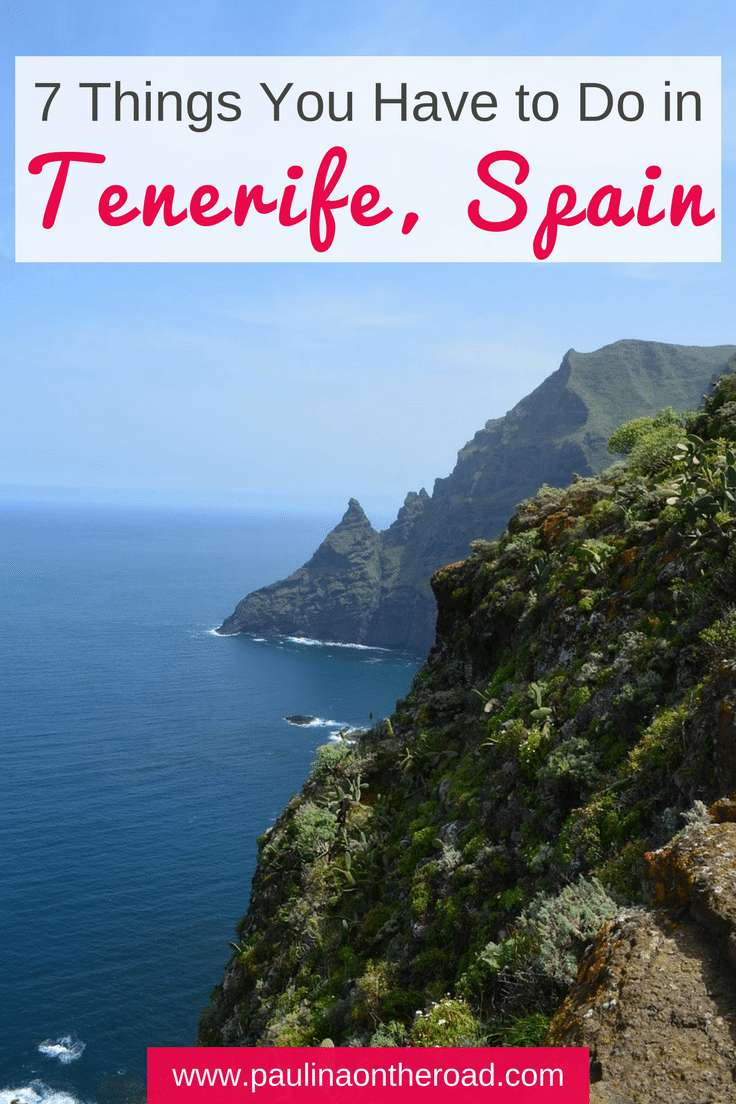 What to do in Tenerife, one of the most popular islands of Canary Islands? Discover why you MUST visit and why it could be eventually be the best place to resettle as an expat. #expat #tenerife #beach #canary #spain #nomad
