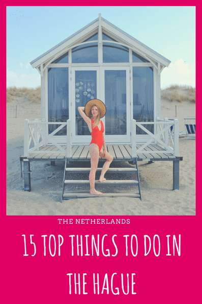 What to do in The Hague (Netherlands)? A selection of best things to do during your city break to the Den Haag, Holland's capital including beaches, hotels, shopping, surfing, museums