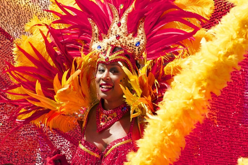 fun things to do in trinidad, carnival in port of spain, trinidad