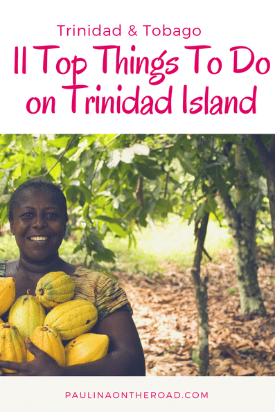 What To Do on Trinidad Island. Discover the ebst beaches of the Caribbean island , its vibrant steelpan music scene, the best hiking trails and even Hindu temples. Travel To Trinidad & Tobago will not leave you indifferent