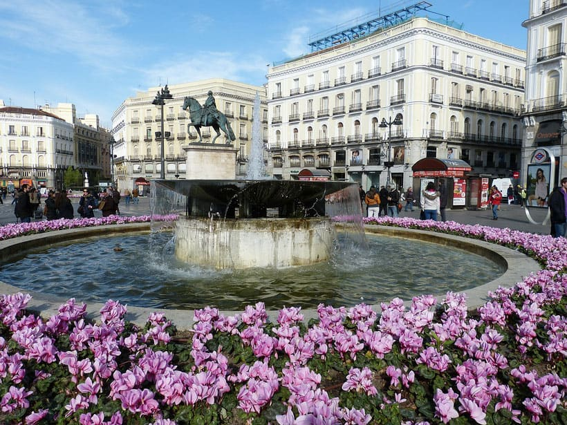 City Center Madrid, madrid best area to stay, best place to stay madrid