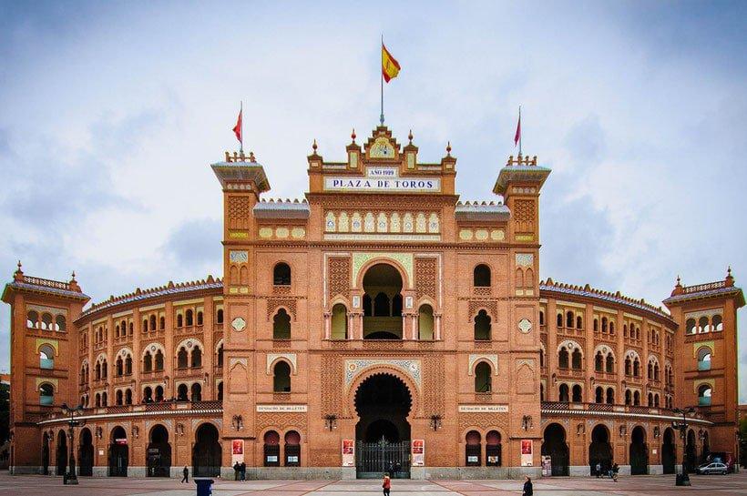 Bull Ring of Las Ventas, Madrid, where to stay madrid, where is the best place to stay in madrid