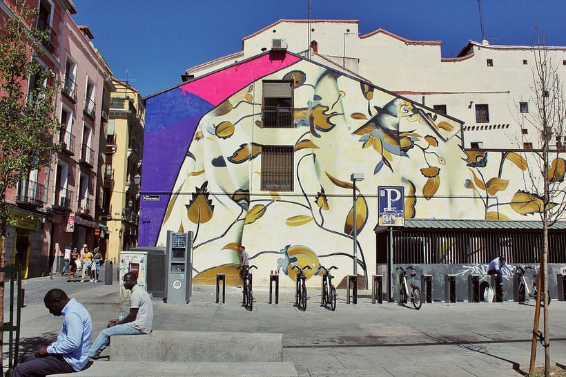 Best Madrid Hostals To Stay in Lavapies District