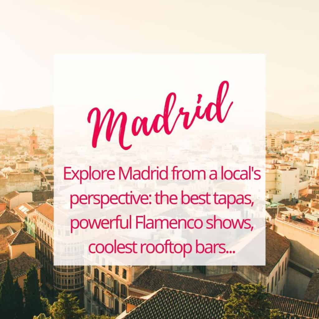 visit madrid, discover the best madridhas to offer, including tasty tapas, beautiful hotels, great museums, day trips, where to stay in madrid, things to do