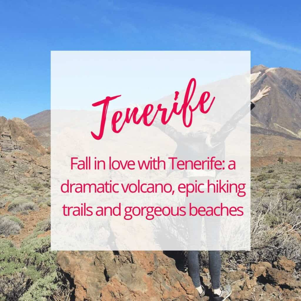 visit tenerife, travel to tenerife, best beaches, hiking in tenerife, where to stay in tenerife, what to do, things to do