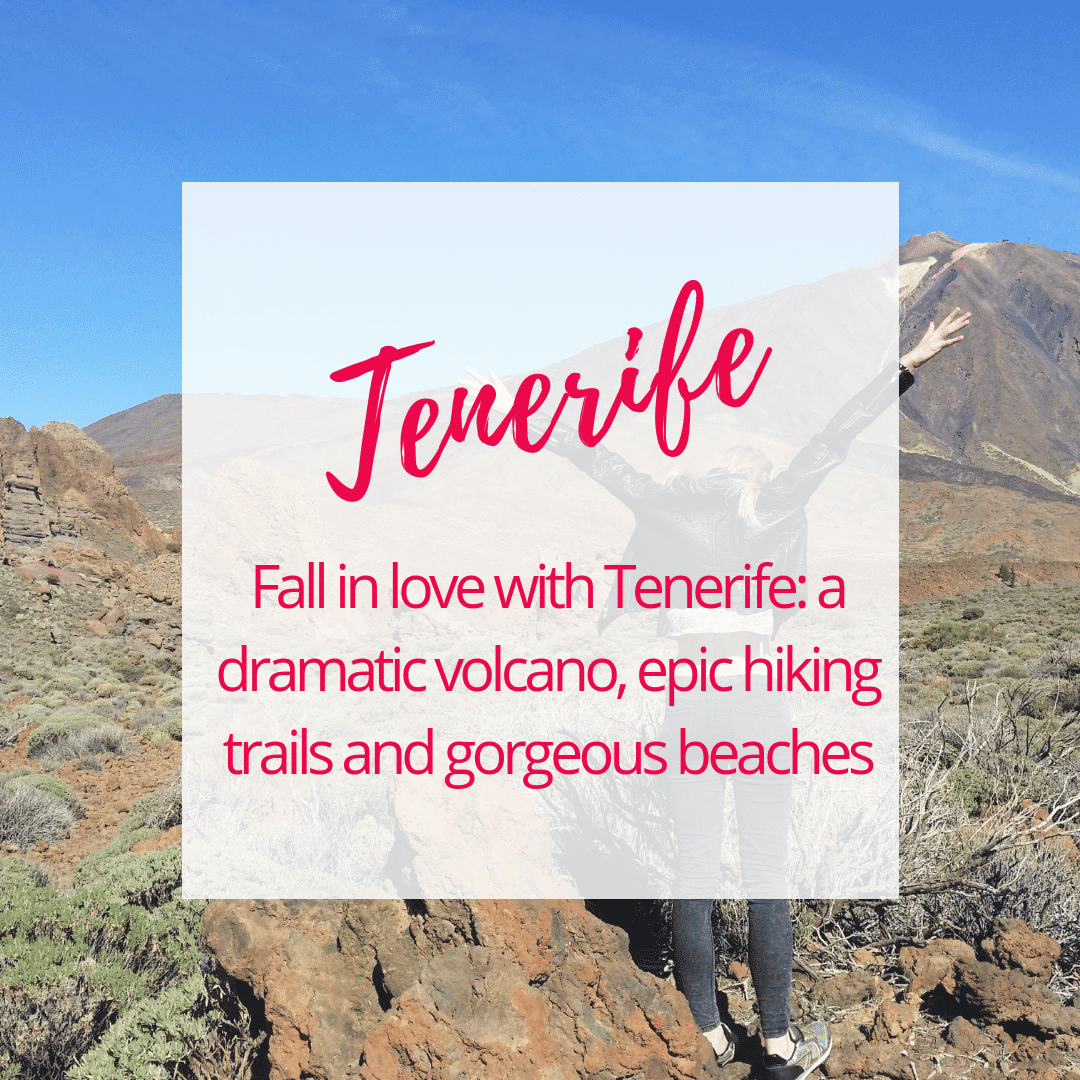 visit tenerife, travel to tenerife, best beaches, hiking in tenerife, where to stay in tenerife, what to do, things to do, beaches