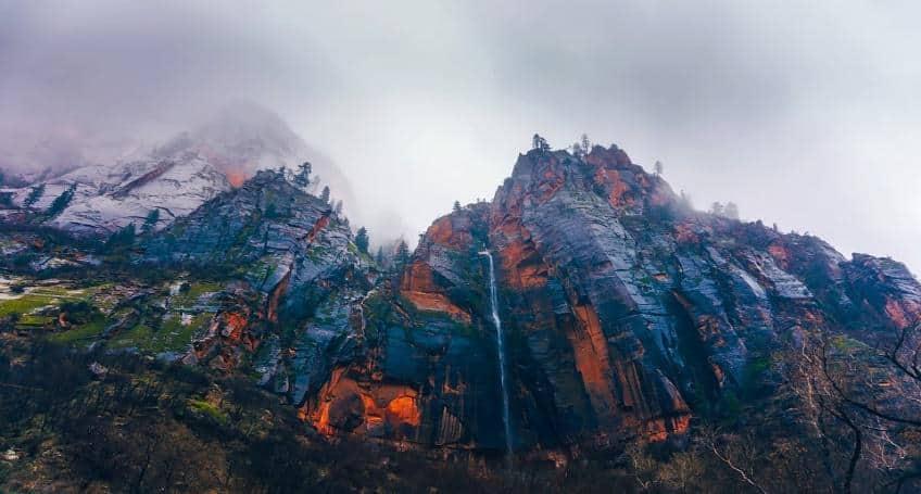 best american outdoor adventures, utah zion park