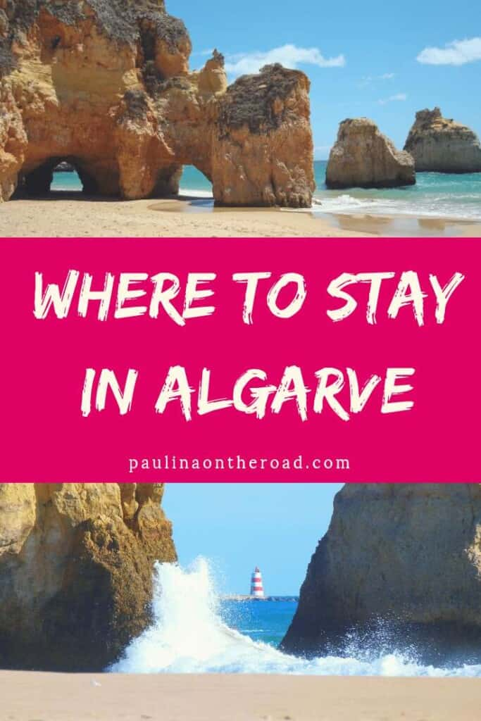 Discover my selection of hotels and where to stay in Algarve. Read more about the best hotels in Algarve, top accommodation in Algarve close to the beach and some of the finest resorts in Algarve. Let's explore the stunning beaches of Southern Portugal. #algarve #portugaltravel #europetravel #summertime #southerportugal #lagos #tavira