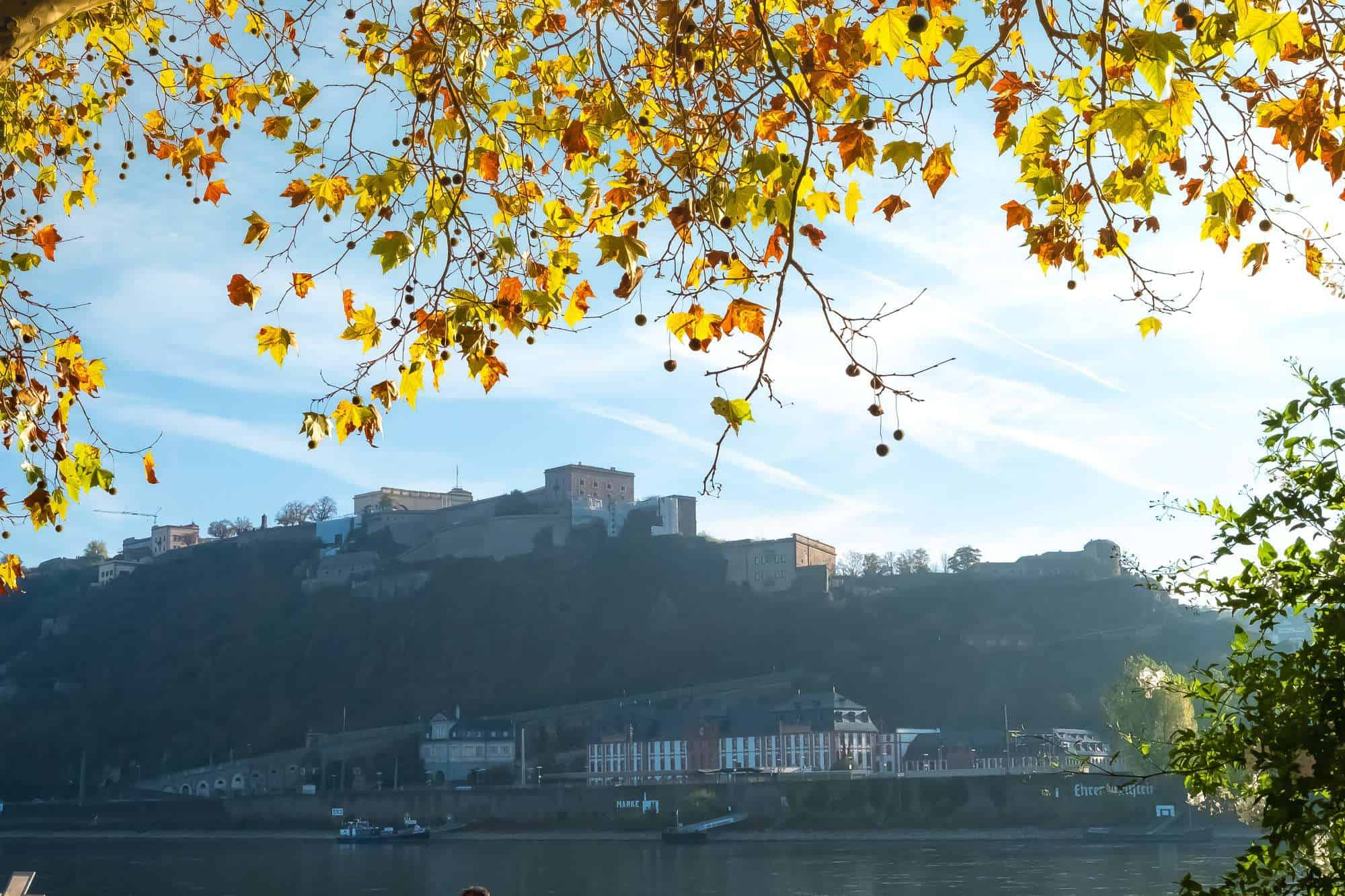 things to do in koblenz, attractions in koblenz, things to see in koblenz, what to do in koblenz, germany, salking tour, rhine cruise, castle, wine tasting, german corner, where to stay in koblenz, restaurants in koblenz, train