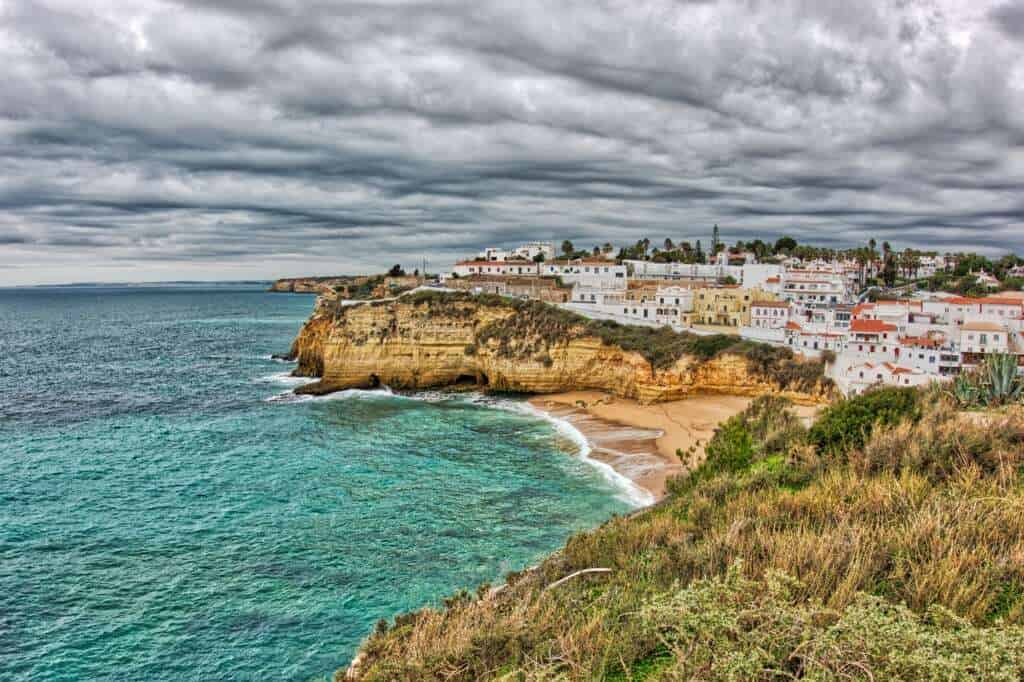 carvoeiro town, algarve, things to do in algarve