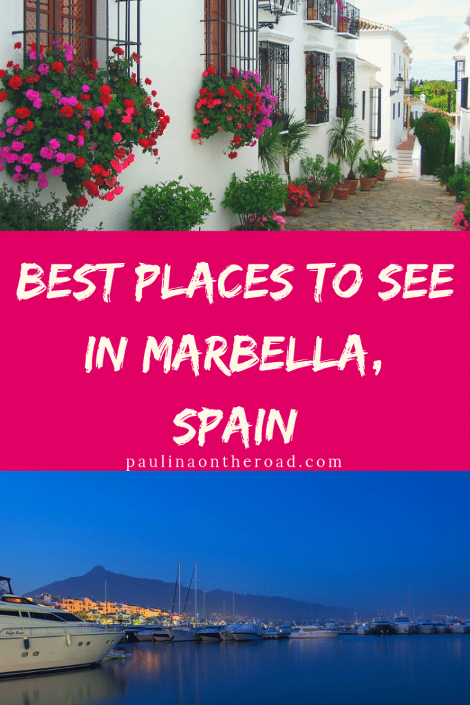 What are the best places to see in Marbella? Discover a range of top attractions in Marbella including beaches, hotels, jet set feeling and yacht harbours. There are many things to do in Marbella, Spain and I invite you to take a stroll through this Andalusian town with me.