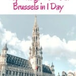 Discover the best things to do in Brussels in one day. You only have 1 Day in the Belgian capital? Read more about the must-see and must-do in Brussels. From the best fries in Brussels, waffles and the most emblematic attractions. Read on to lern about how to spend 1 Day in Brussels