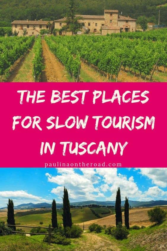 Tours in Tuscany Italy