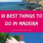 Island Vibes Alarm! Let's discover together the 10 Top Things to Do in Madeira including where to stay in Madeira, the ebst hotels and top hiking trips. Explore gorgeous waterfalls and scenic spots in Maderia, Portugal. #madeira #thingstodoinmadeira #madeiraportugal