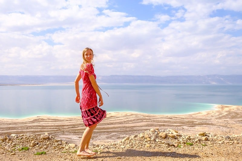 top things to do in amman jordan, view over the dead sea