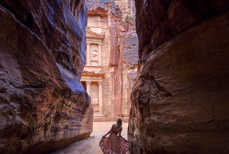 kupować nowe złapać przyjazd The Ultimate Jordan Itinerary: 10 Days Visit - Paulina on ...