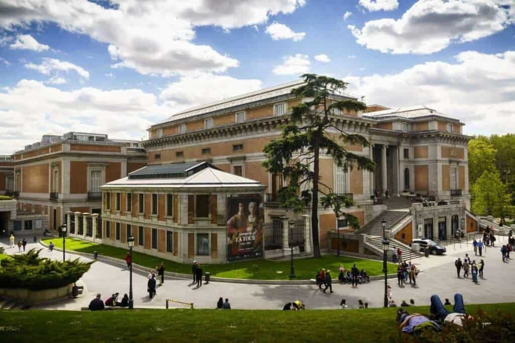 best museums in madrid spain prado museum, roal palace, reina sofia, travel blog, blogger spain, goya, tickets, entry, madrid museum pass