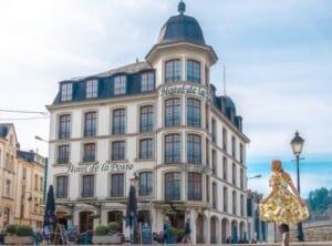 Hotel de la Poste – Relais de Napoleon III: One of The Prettiest Hotels in Bouillon, Belgium