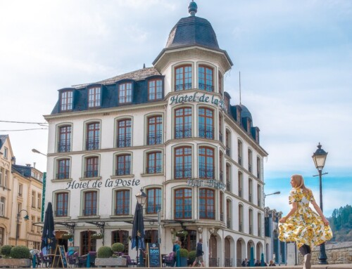Hotel de la Poste: One of The Prettiest Hotels in Bouillon, Belgium