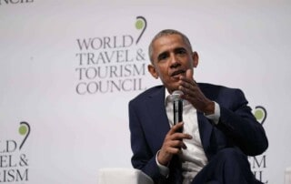 travel obama, sustainable travel, outdoor, seville, wttc, 2019, summit, experiential, travel blogger, barack obama