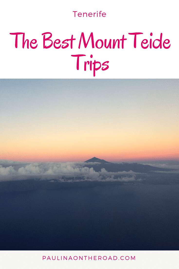 How to visit Mount Teide, Tenerife? This guide will provide you all the information you need in order to choose the best Teide volcano excursion. Explore Teide by night or add a romantic stargazing dinner. #tenerife #mountteide #teidevolcano #spain #canaryislands
