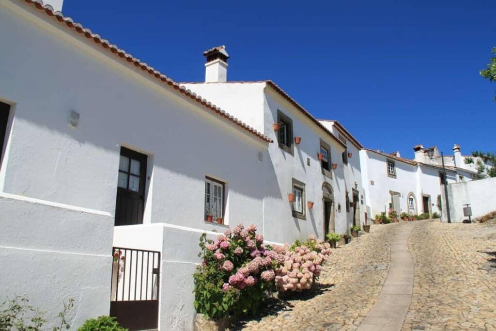 Things to do in Alentejo, street view of Alentejo homes